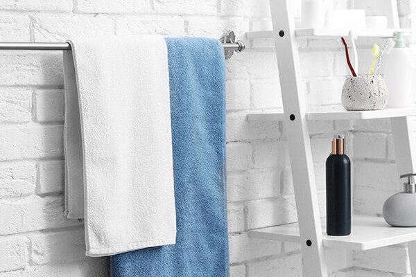 Giving your bathroom a whole new look is as easy as making small changes with color, hardware and renewing dirt-stained surfaces.